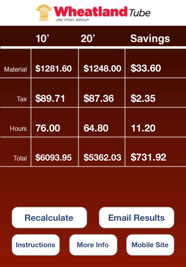 emt - savings
