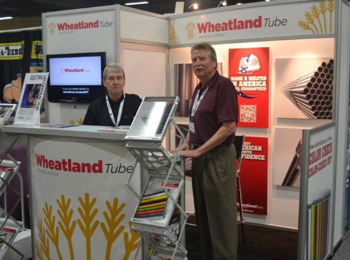 Wheatland Tube NECA Show 2012