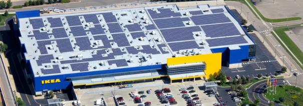 Wheatland Ikea Solar