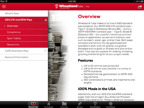 Product Information And Educational Tools Go Mobile