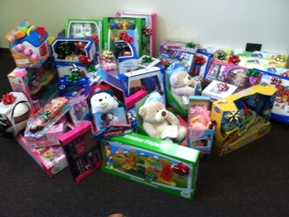 Wheatland Toy Drive
