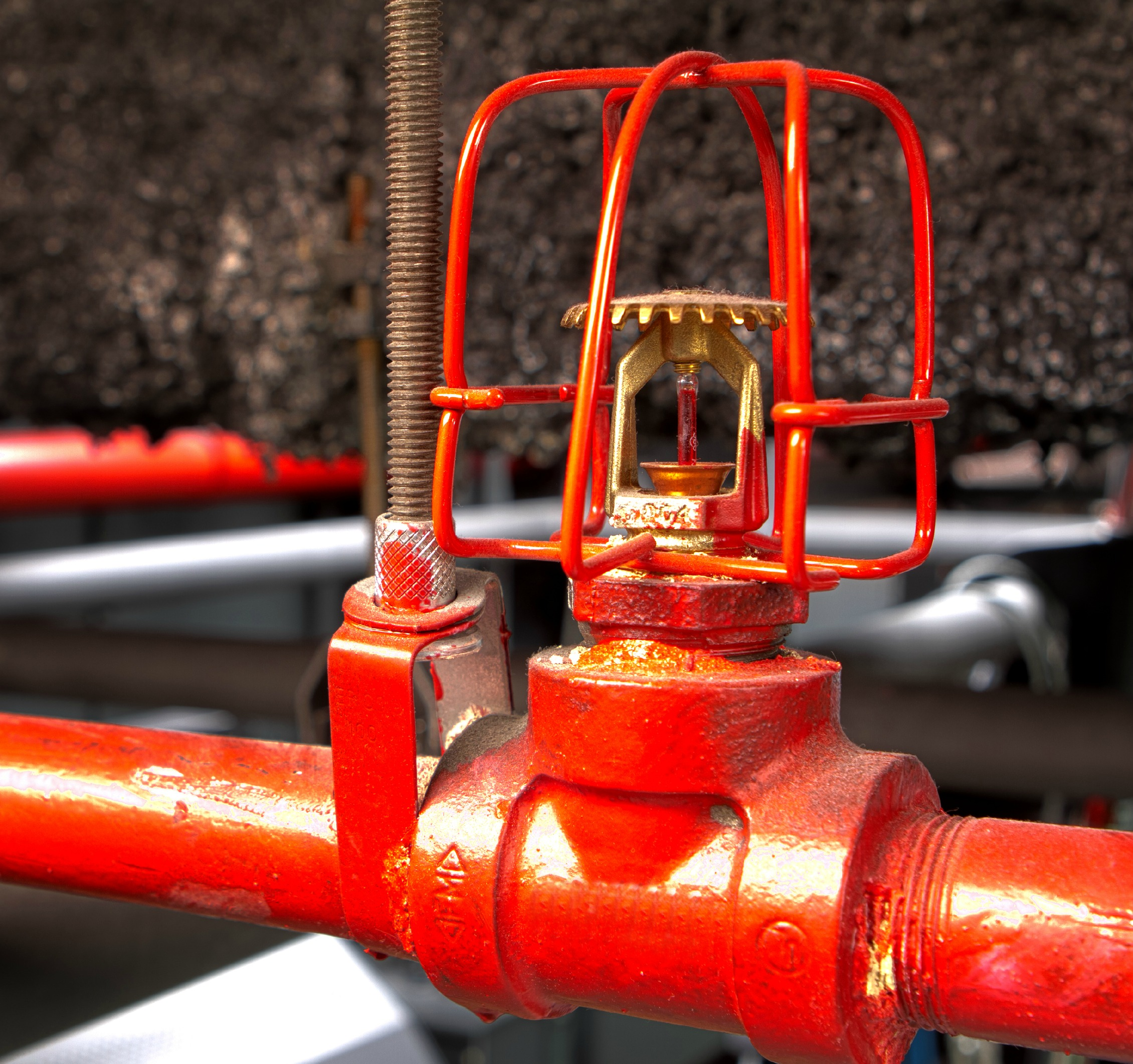 fire sprinkler pipe