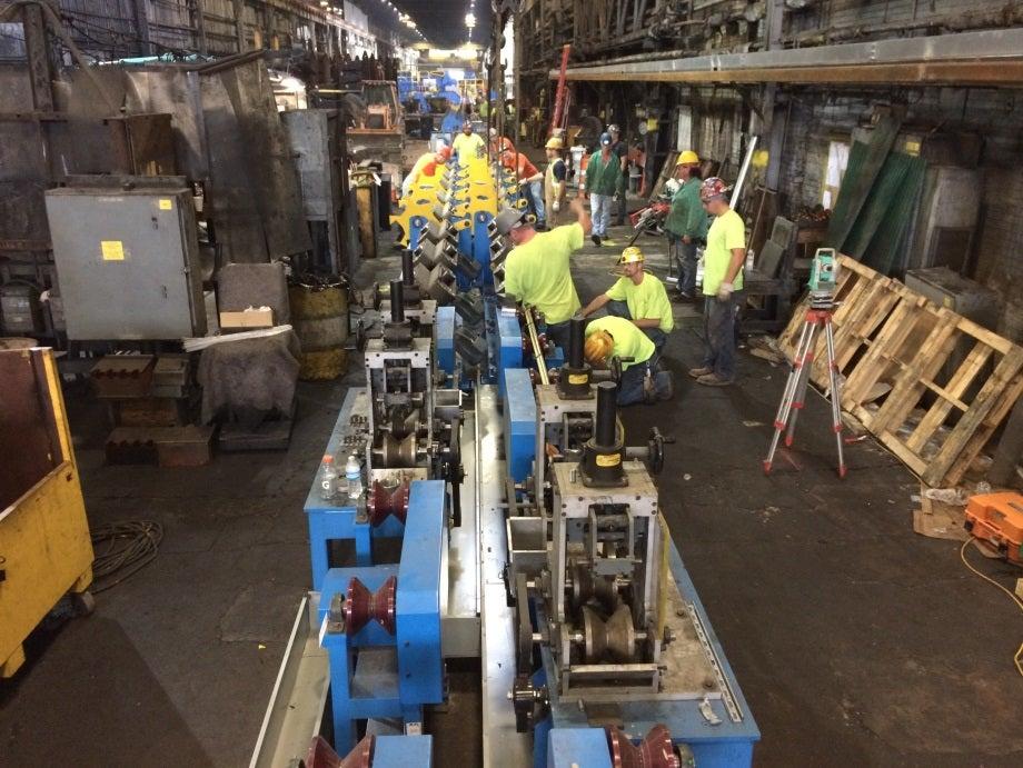 Phoenix Project at Wheatland Tube