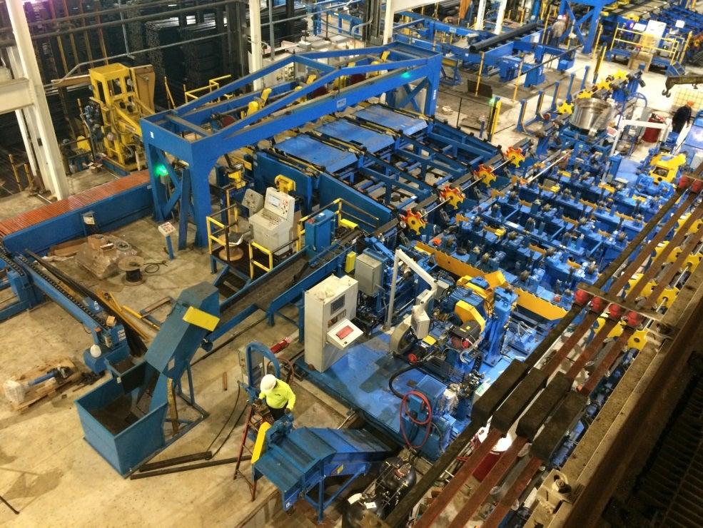 Wheatland Tube Phoenix Project