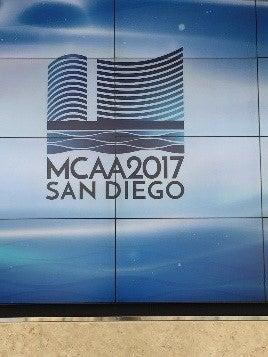 MCAA2017 logo